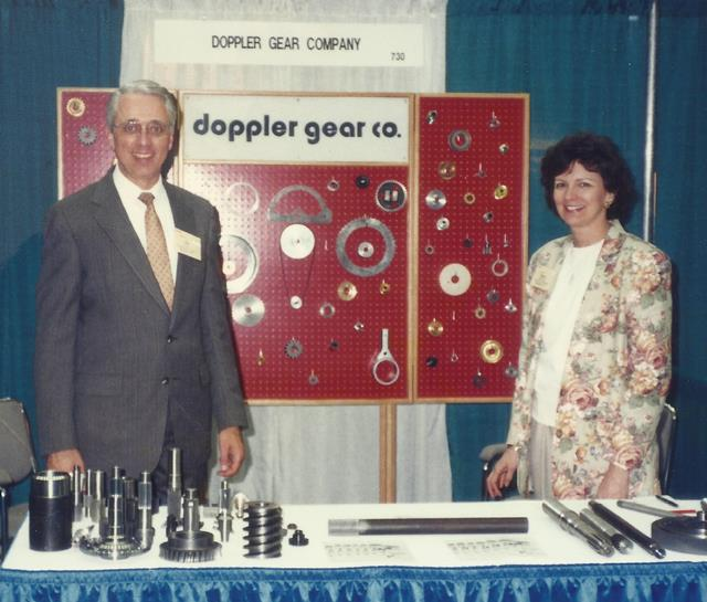 Jim Bregi Sr. of Doppler Gear