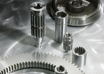 Internal Gears and Splines