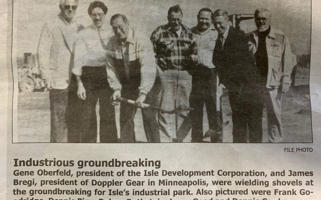 Doppler Gear Company's Isle Manufacturing Plant celebrates 30 years